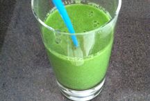 Juices and Smoothies / Raw Juice and Smoothie Recipes