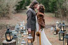 Богемная свадьба