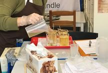 Candle Making Classes