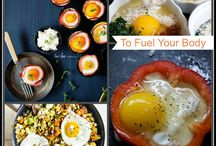 Recepten: Ei/Egg