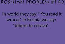 bosnia problems