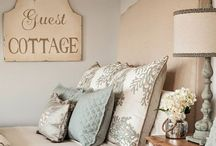 Be Our Guest / Guest room ideas