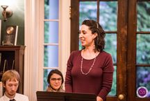 Staged Readings by Salem Athenæum Playwrights