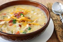 Soups and Stews / by Michele Witham