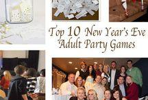 New Year's Eve Ideas / by Sherry Farmer