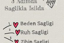 3 ADIMDA! Saglikla Isilda...