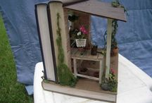 Aaaah more minis / dollhouse  miniatures / by Lynne Ord