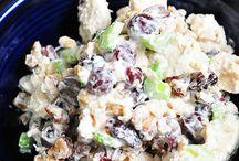chicken salad party
