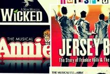 Broadway  / musicals...
