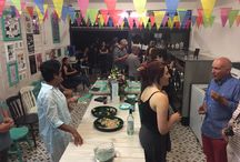 OUR ONE YEAR BIRTHDAY PARTY - BURLEIGH HEADS