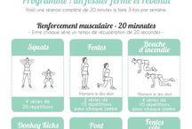 exercice sport