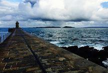 Guernsey Coast / Coastal scenery