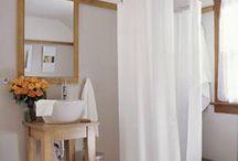 Bathroom ideas / by Kristin Lam