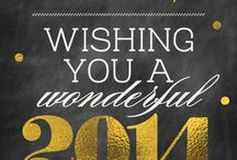 New Year's Celebration / Fun ideas, decoration and food to celebrate ringing in the New Year.