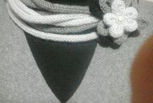 collane lana tricotin