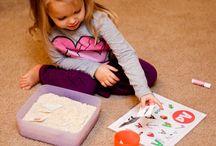 Teaching my baby / by Jessica Celona