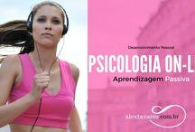 Psicologia Online e Desenvolvimento Pessoal: Táticas de Ensino e Aprendizagem Passiva