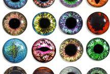 ♡ blythe eyes♡