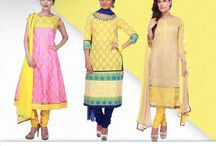 Colour Me 9 - 2014 / Brighten up your Navratri - 2014 with these nine colours!