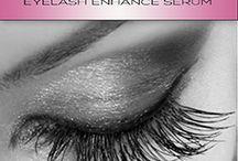 Growing Eye Lashes