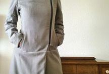 Couture veste