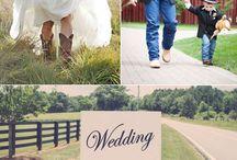 Country western weddings