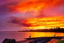 Natura, tramonti e paesaggi