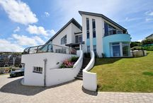 Luxury Homes / Luxury self catering holiday homes in Cornwall.