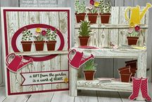 3D items Stampin Up!