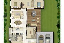 4 bedroom houseplans