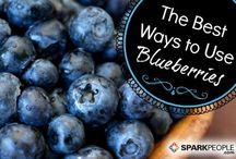 Blueberries / by Kristine Santino