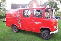 Brandweerbus