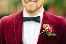 The Groom / Groom attire and inspiration for the dashing groom