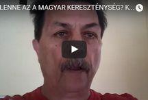 Magyar Vallás Magyar Hit. Ennek hiánya miatt vagyunk így, ahogy.