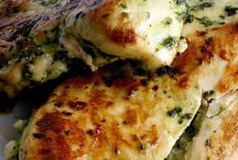 Chicken recipes / by Amy Osterhout