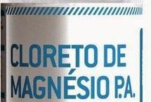 cloreto de Maquinesio pa