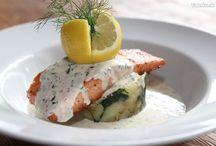 Recipes - fishy