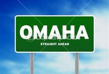 """Home is where the heart is / Born and raised in Omaha, it will ALWAYS and forever be my HOME!   """"You can take the girl out of Nebraska, but you can't take Nebraska out of the girl!"""" / by Brenda Heller Perzee"""