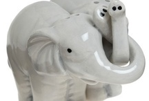 Salt and pepper shakers  / by Corinne Miller