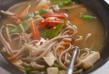 Soups, stews ... / by Peggy Ficker Martinez