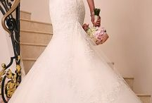 Perfect wedding gowns and suits