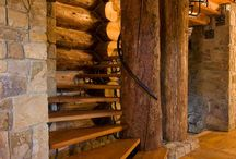Log Homes / by Ben Zaleski