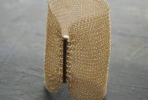 crochet laiton