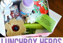 Kids' Lunch Ideas / by Kelly Holton
