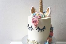 unicorn birthday!