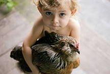 Copiii animale