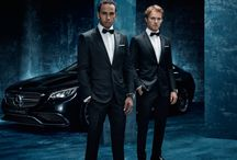 Hugo Boss scende in pista con Mercedes Benz