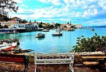 Ταξίδι στην Ελλάδα: Προορισμοί 2015 / Ελπίζω χάρη στον φανταστικό διαγωνισμό του #trivago να κάνω φέτος #checkin σε κάποιο από αυτά τα μέρη...Σαν την Ελλάδα μας πουθενά!