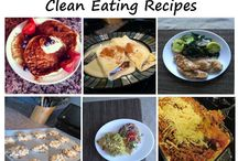 clean eating / by Jennifer Meizen