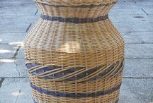 cestas de mimbre / castas